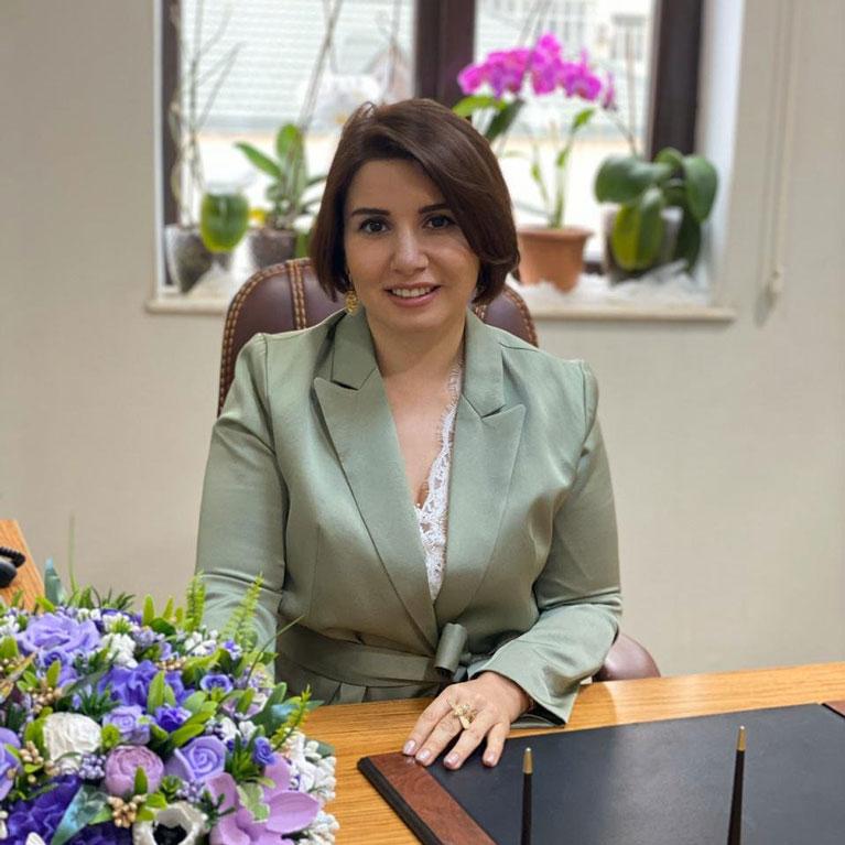 Mama Ginekoloq Dr. Naza Qurbanova